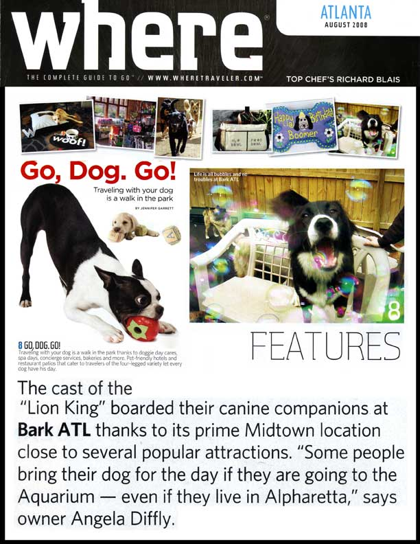 where magazine best dog day care