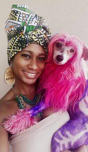 west midtown creative dog grooming specialist anais hayden